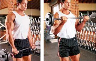تمارين عضلات الباى