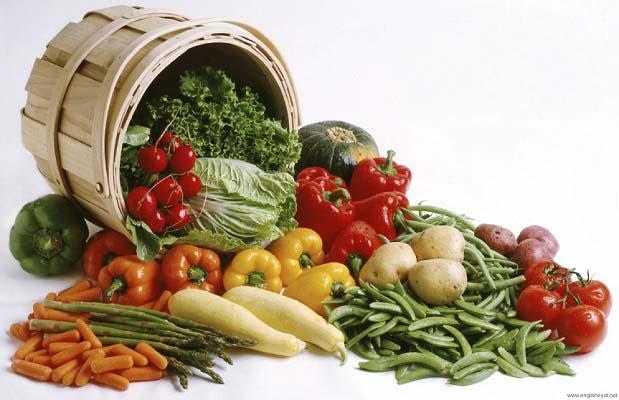 الخضروات تزيد من حجم العضلات