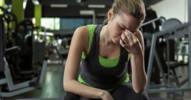 تصابون بالصداع أثناء ممارسة التمارين الرياضية!!! إليكم الأسباب